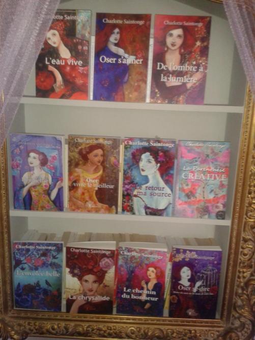 MEMO DES LIVRES PUBLIES JUSQU'EN AVRIL 2016